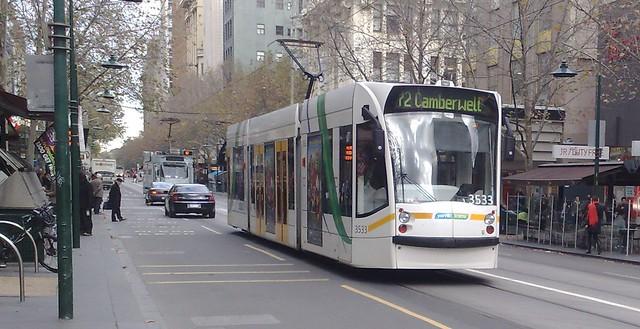 D1 Combino tram