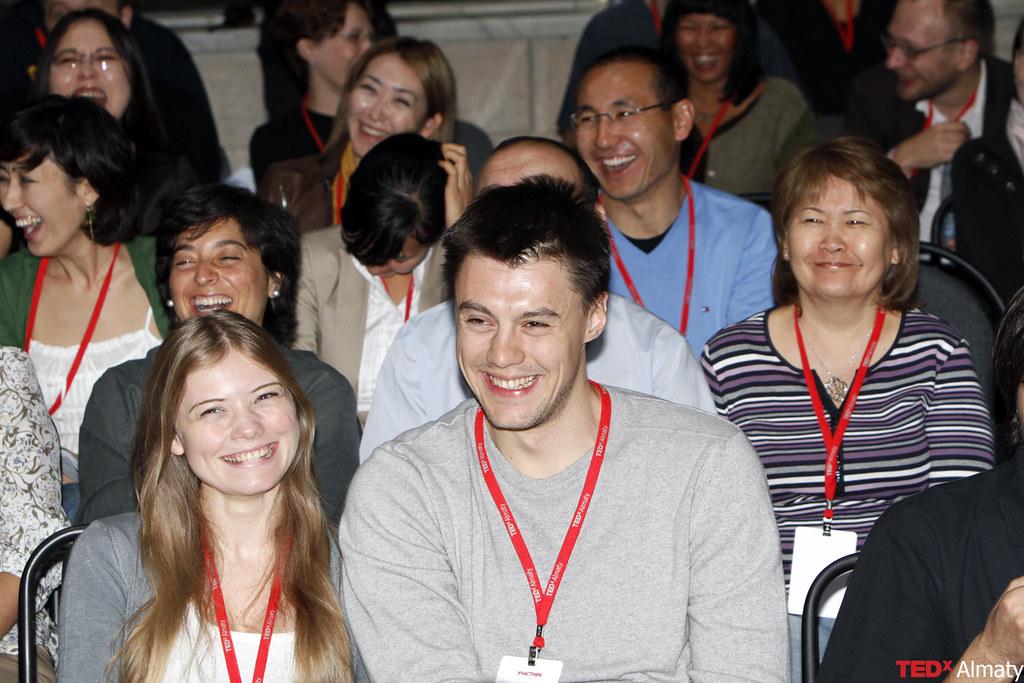 Такежан TEDxAlmaty