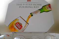 Stella 9-Step home pouring kit
