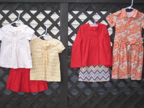 kindergarten wardrobe