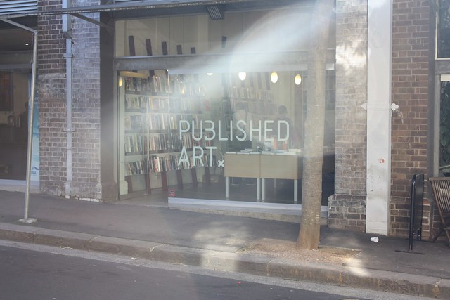 A great bookstore in Surry Hills