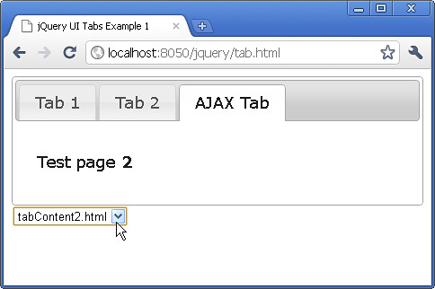 how to call ajax in jquery