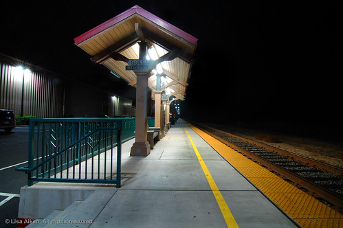 Waiting on the Train