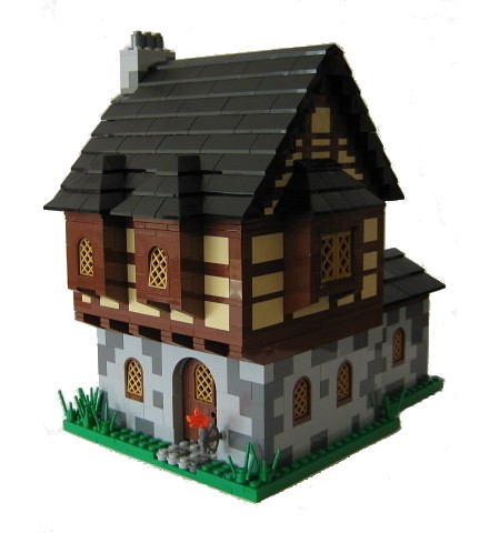 Lego Medieval House lego medieval house - home design