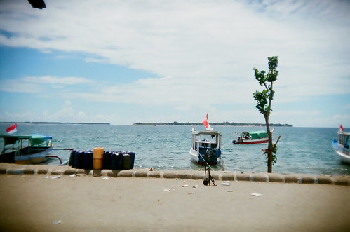 Bangsal Harbour to Gilis