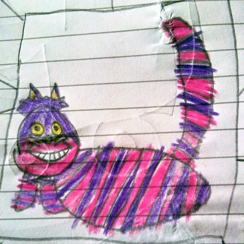 I Like This Cheshire Cat