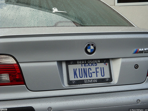 Kung Fu BMW