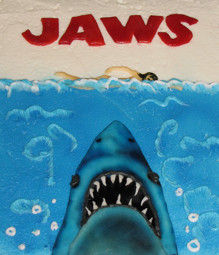 Jaws - closeup