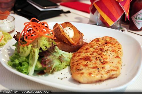 Hob Nob Cafe Bar - Grilled Dory