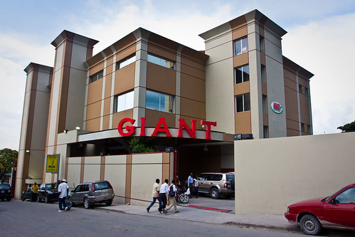Giant-Exterior