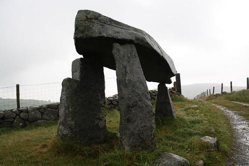 Legananny dolmen