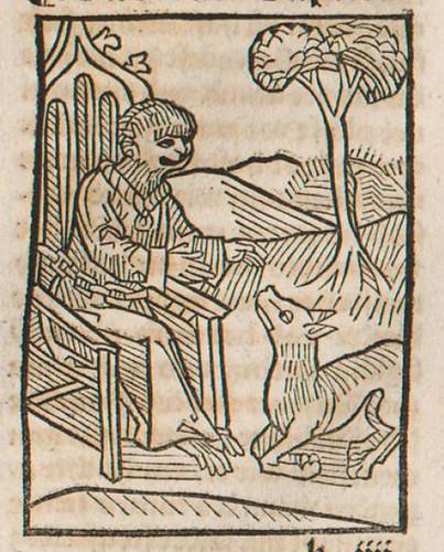 0309 De vulpe et simia