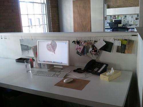 My Oxygen Desk