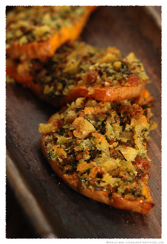 Crumbed Pumpkin Slices© by Haalo