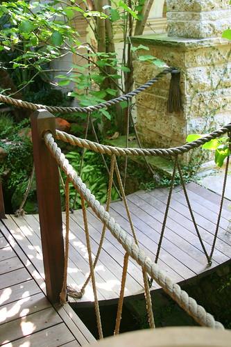 Wolford garden minibridge