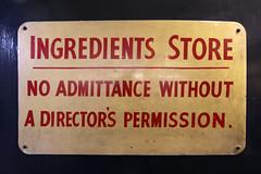 Where The Botanicals Live (MykReeve) Tags: door london sign distillery openhouse kennington beefeatergindistillery gindistillery ingredientsstore