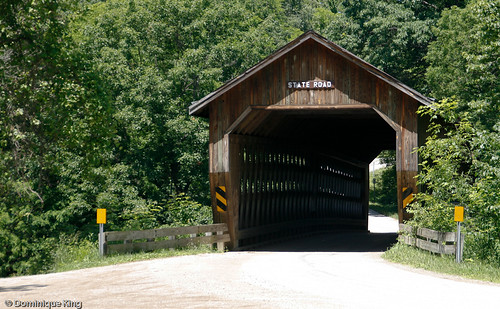 Covered Bridges of Ashtabula County Ohio-10