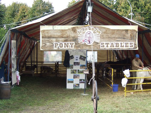 """Il """"Pony Stables"""""""