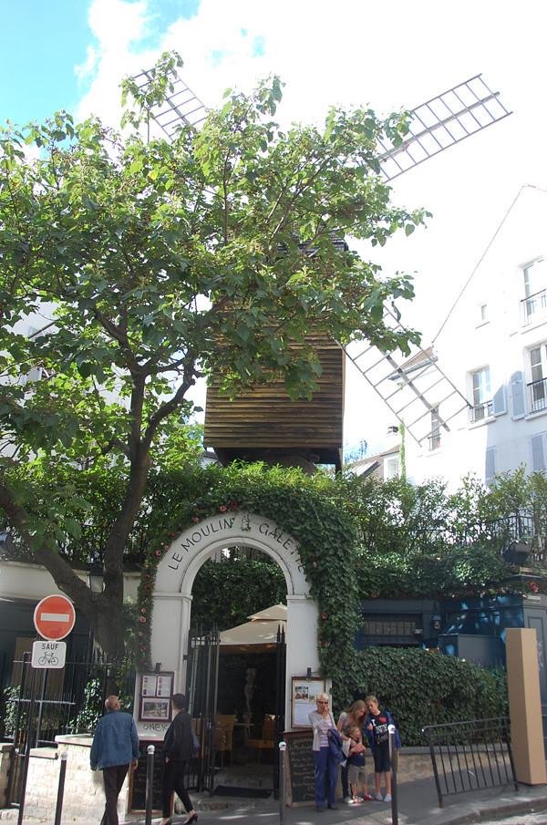 le moulin galette cafe