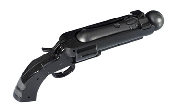 PlayStation Move gun accessory