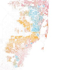 Race and ethnicity: Miami