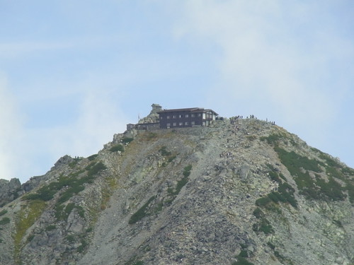 100918~20 立山登山1日目