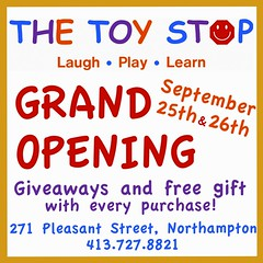The Toy Stop in Northampton, MA
