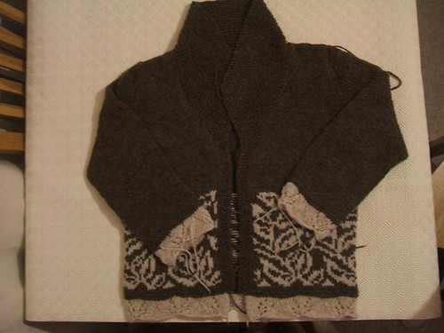 Cloisonne jacket
