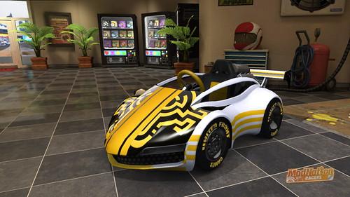 ModNation Racers: Electro Kart