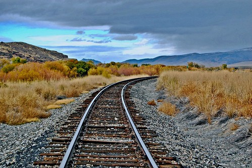 such wonder to behold on the rails of life, if one just goes beyond the bend..
