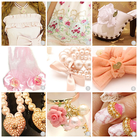 J*Fashion: Hime-Gyaru