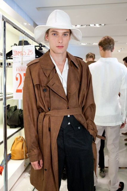 James Hampson3187_SS11_Milan_Gianfranco Ferre BS(Dazed Digital)