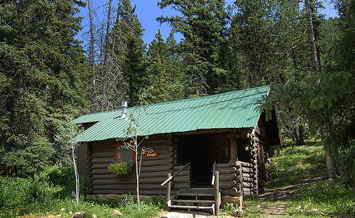 crested butte colorado pioneer cabins wild rose