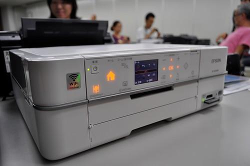エプソン カラリオ EP-803A