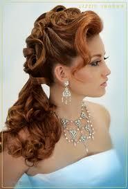 Gaya rambut dengan pola untuk rambut panjang