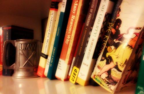 Daily Shoot: Books