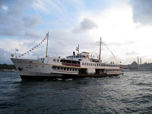 Bosphorous ferry