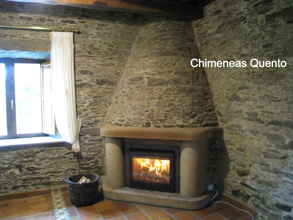 The world 39 s best photos of dovre and fuego flickr hive mind - Chimenea de piedra ...