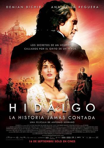 Hidalgo la historia jamas contada