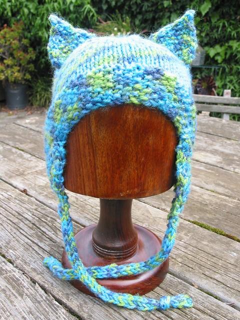 Cat hat 1