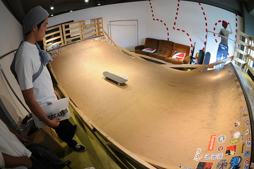 55DSL mini ramp