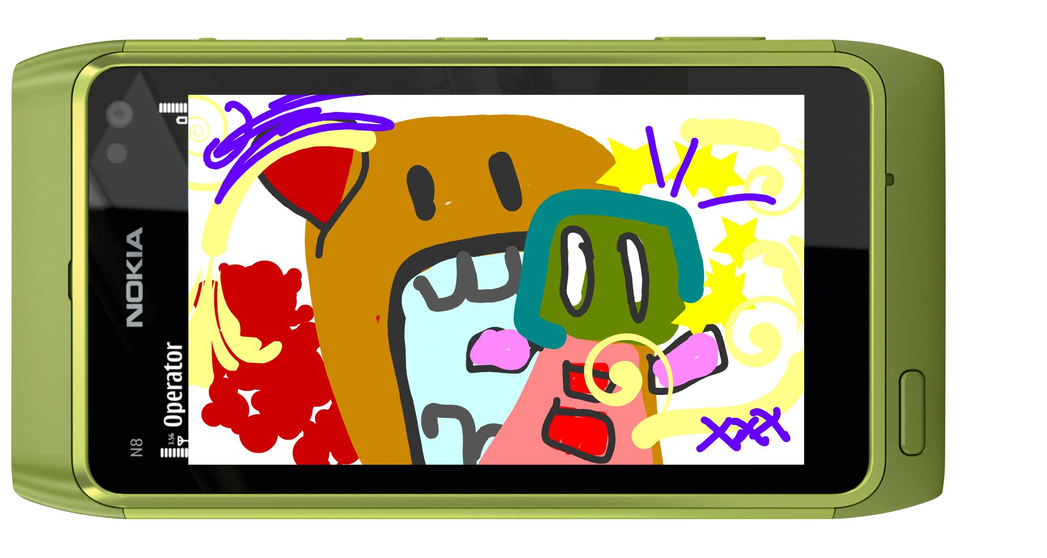Nokia Art