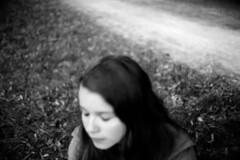 Path behind (Reportages ici et ailleurs) Tags: leica portrait bw blur face noiretblanc flou