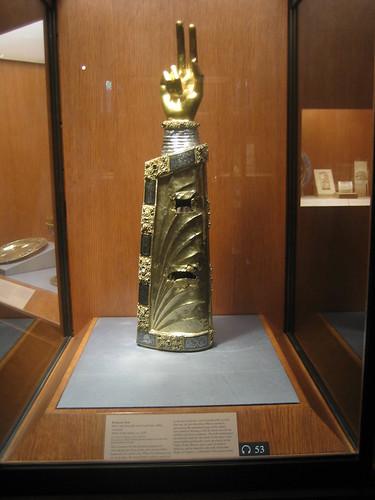 Reliquary Arm, South Netherlandish, c. 1230 _7878