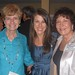 Joyce Ross, Mandy Sherlock and Jan Thompson