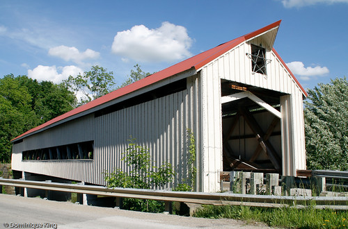 Covered Bridges of Ashtabula County Ohio-24
