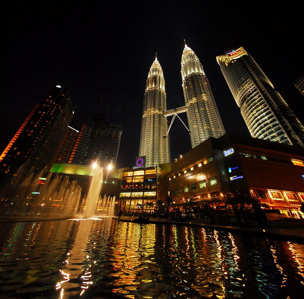 cuti-cuti malaysia   klcc   ramadhan 1431