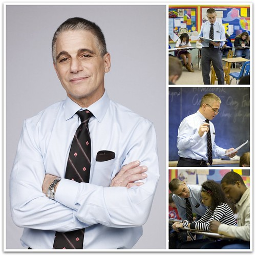 Teacher Tony Danza