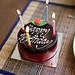 A mini Happy Birthday