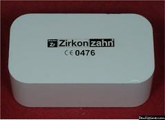 Le fraisage manuel de la zircone 39